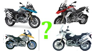 R1200GS / R1250GS  |  Complete Buyer's Guide [2005-2020]