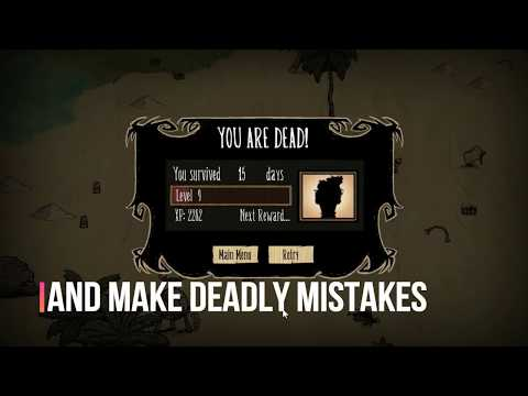 Coming Soon - Trailer - Don't Starve : Shipwrecked [TheGamingIndian]