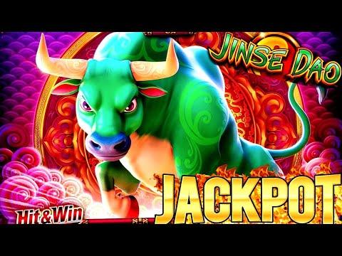NEW SLOT! Jinse Dao OX Slot Machine Handpay Jackpot - $25 Bet | Wild Wild Samurai & Fire Link Bonus