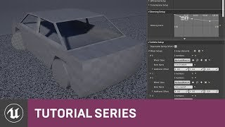 Vehicles: Overview & Car Setup | 01 | V4.2 Tutorial Series | Unreal Engine