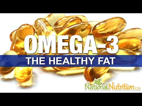 Professional Supplement Review - Omega-3