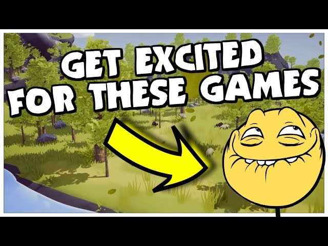 7 BEAUTIFUL Upcoming Games That Are Similar To STARDEW VALLEY! (2018/19)