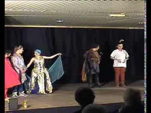 Spectacle des Arts Parlés: Le Rêve (III.)