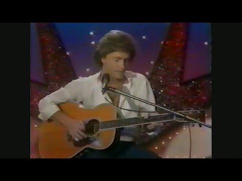 """Andy Gibb - Unplugged  """"There I've Said It Again"""" and """"Nevertheless I'm in Love with You"""""""