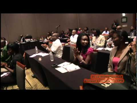 Cameroon Professional Society 2010 Distinguished Annual Congress