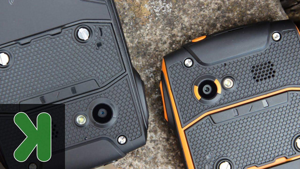efdcb1cfe7e6 myPhone Hammer Axe 3G LTE test wytrzymałości