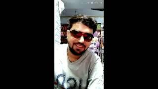 My first video, fun on Like..