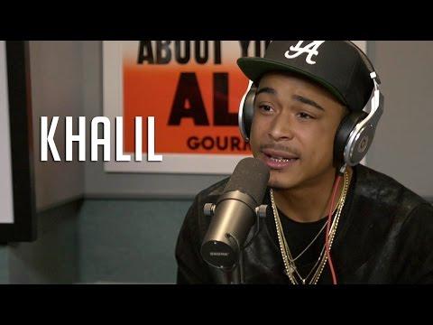 Khalil on BFF Bieber + says TOO MUCH about Iggy Azalea!