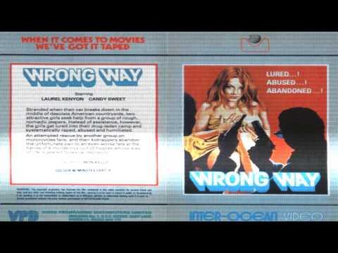 S3: Wrong Way