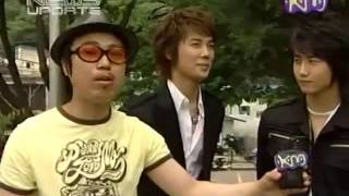 2005.06.07 《KM News》 Behind the Scene at Warning MV Making -- #許...