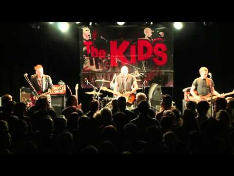 The Kids Live at the AB - Ancienne Belgique