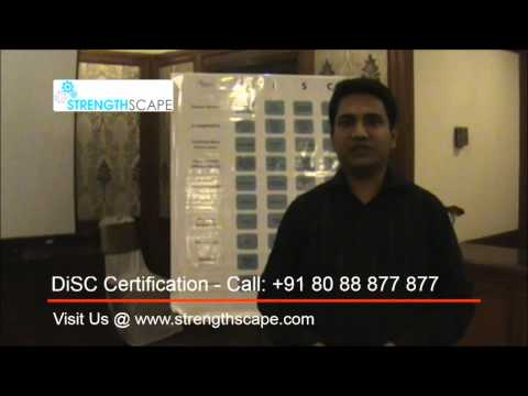 Azizur Rahman from Bangladesh - DiSC Certified Trainer from Strengthscape, New Delhi