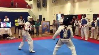 Two Nations Team Battle in AAU ARIZONA 2016 Blue