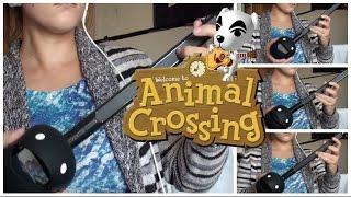 Animal Crossing - Aller K. K. Rider! - Otamatone Couvercle || mklachu