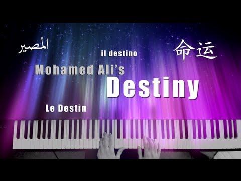 Destiny - By Mohamed Ali (Solo Piano)
