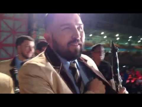 """Banda El Recodo - Grabación Final """"Mi Corazón es Tuyo"""""""