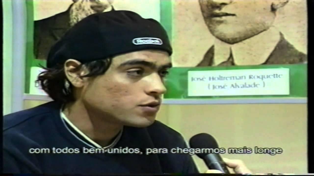 Entrevista a Aldo Duscher (Sporting) a 18/02/1999