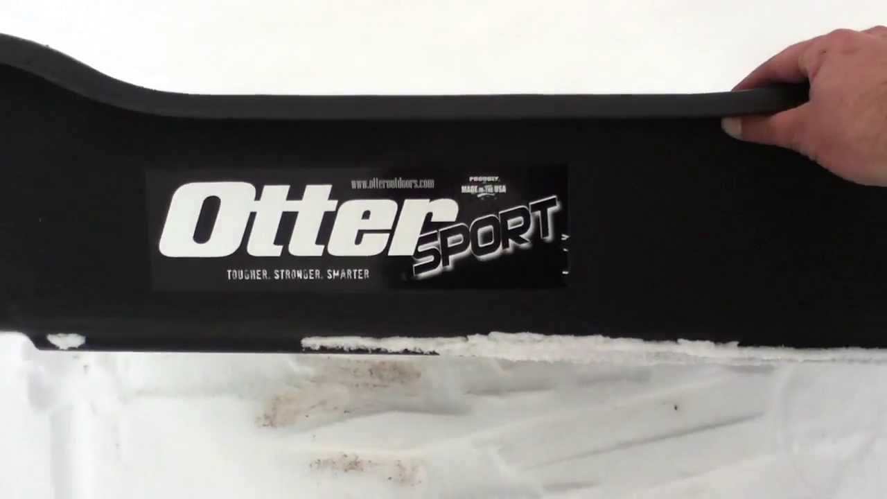 Otter Sport Sportsman's sled (small) by 8digitPDX
