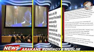 TODAY 09 DECEMBER 2018#English News Translation in Rohingya Language By Mr Ismail