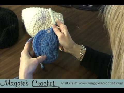 FREE Crochet HAT PATTERN - SUPER EASY Maggie s Crochet - Maggie Weldon -  YouTube 277eef3b5a5