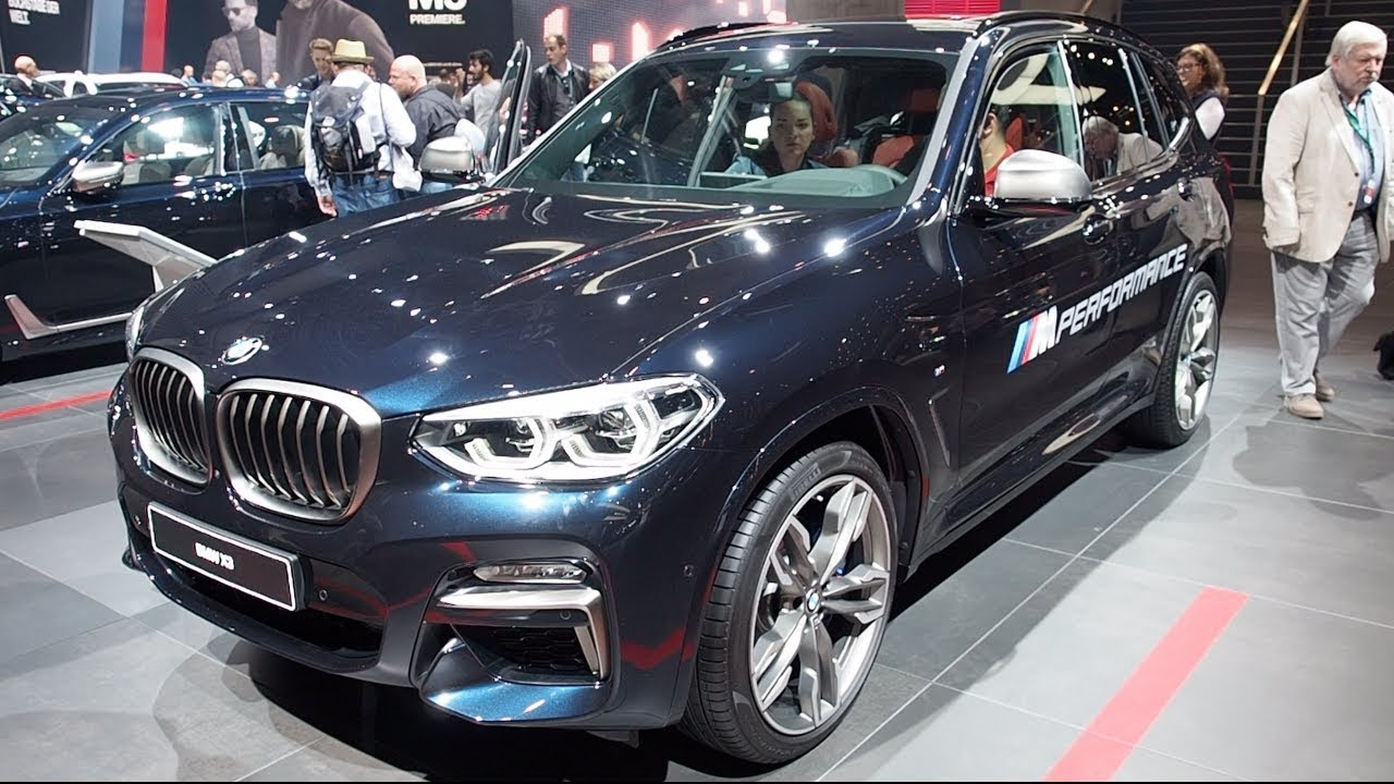 the all new bmw x3 m40i 2018 in detail review walkaround. Black Bedroom Furniture Sets. Home Design Ideas
