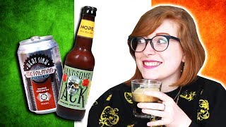 Download Irish People Try Irish Craft Beers Mp3 and Videos