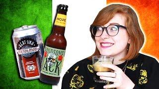 Irish People Try Irish Craft Beers