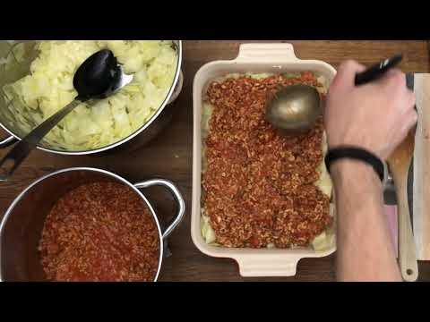 Cabbage Roll Casserole Video