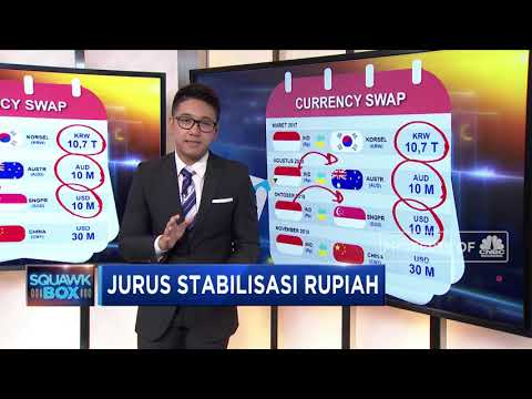 Jurus BI Cuekkan Dollar AS