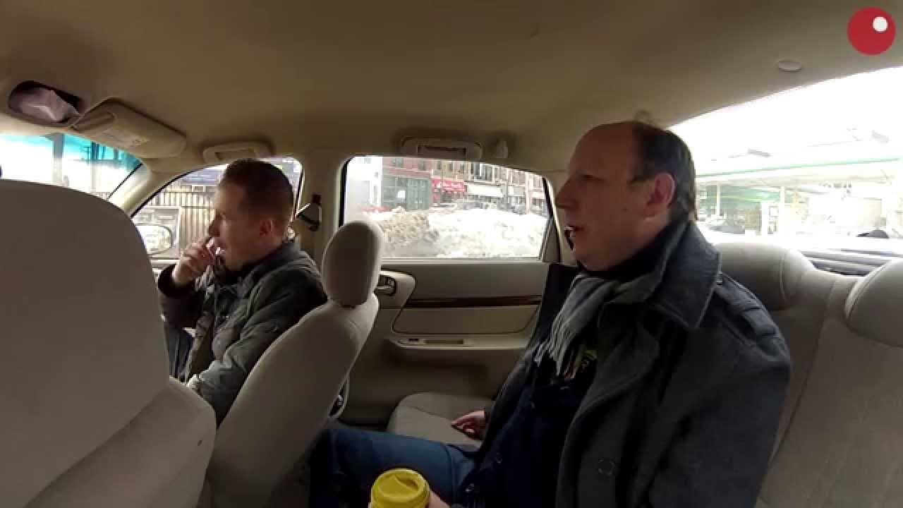 Cruisin' Chicago with Dan Bakkedahl - YouTube