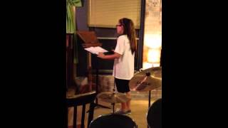 Ave Maria practice by Flo