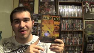 (Insect) Week 93 | DoubleshotJ Reviews - Killer Bees! (2002)