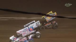 All Stars Sprint Cars   Wayne County Speedway 4/22/17