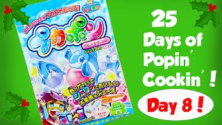 Making Popin Cookin Pukapon Fish Swimming Drink Day 8 of the 25 Days of Popin Cookin