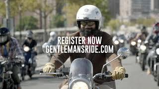 Register Now - The 2020 Distinguished Gentleman's Ride