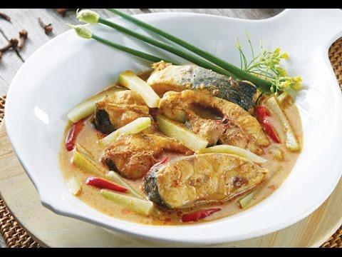 Resep Gulai Ikan Khas Aceh - YouTube