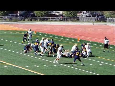 Cal Frosh Vs. South El Monte  Practice game Whittier