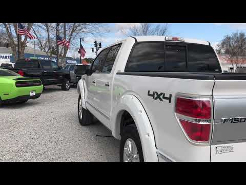 2014 Ford F-150 Platinum SuperCrew 5.5-ft. Bed 4WD - Wholesale Solutions Loxley & Daphne Alabama