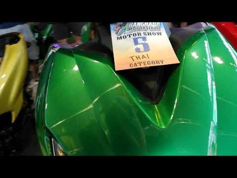 Yamaha AEROX/XMAX THAILAND CONCEPT