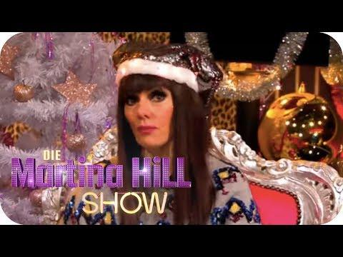 Die Weihnachtsgeschichte von Rebecca und Larissa | Die Martina Hill Show | SAT.1 TV