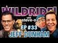 Jeff Dunham - Steve-O's Wild Ride! Ep #33