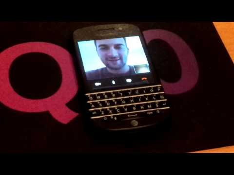Skype For BlackBerry 10 On Q10