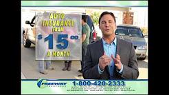 Freeway Insurance english 800 420 2333