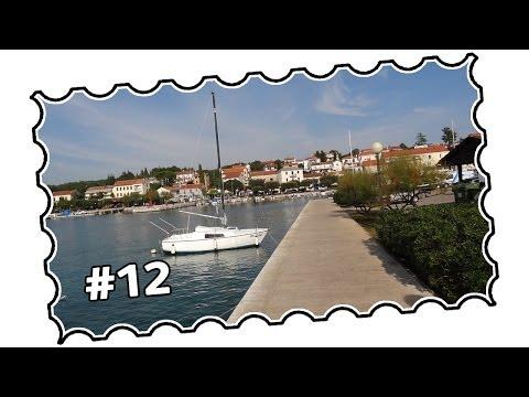 #12 - Krk island, Croatia - Krk Tour 2/4 - Malinska to Porat coast ride (09/2011)