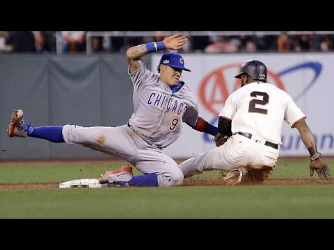 My Ultimate Javier Baez Defense Moments in The 2016 Playoffs NLDS, NLCS, World Series