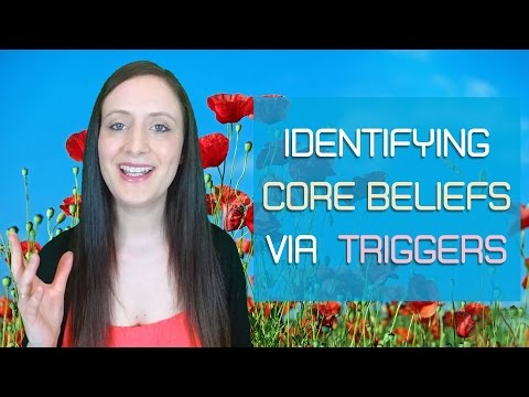 Identifying Negative CORE BELIEFS When You Are FEELING TRIGGERED, for Healing