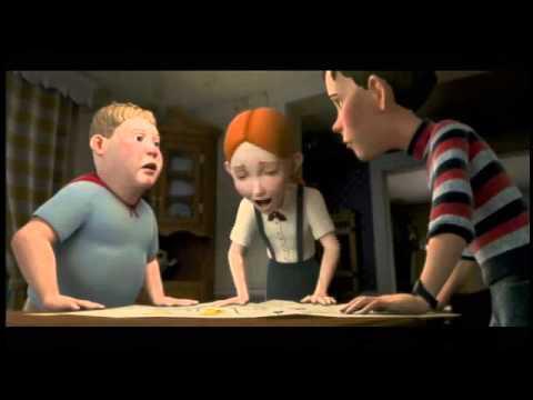Monster House Trailer 5. - YouTube Monster House 2 Trailer