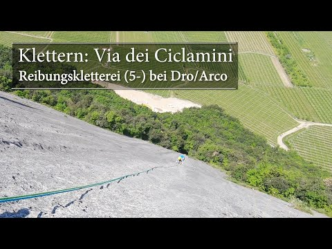 Klettern: Via dei