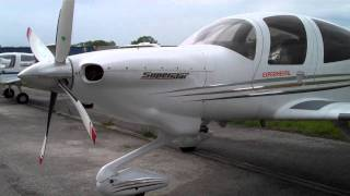 Diamond DA 50 Superstar Testplane
