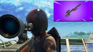 Fortnite Xbox One LIVE - Open Lobby || New Update Coming Soon - Heavy Sniper